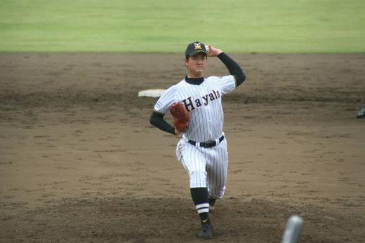 横浜隼人 横田将太郎