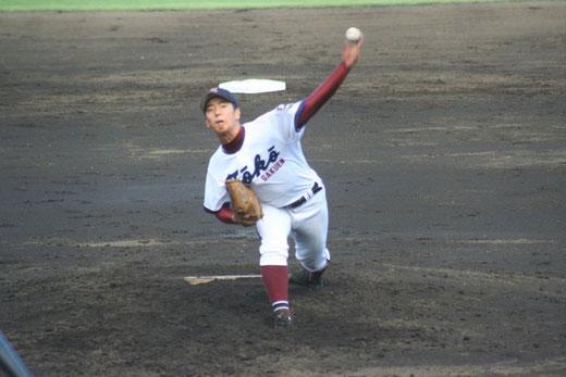 【桐光学園 大河原誠】秋季大会決勝vs横浜高校