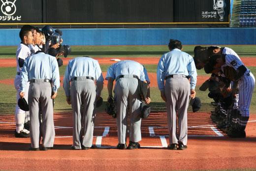 2014明治神宮野球大会 準々決勝 東海大菅生vs静岡高校