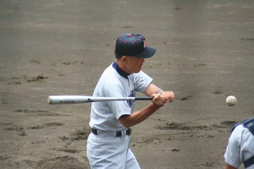 横浜高校 渡辺元智監督