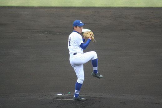 【樹徳 小寺伶弥】秋季関東大会1回戦vs花咲徳栄