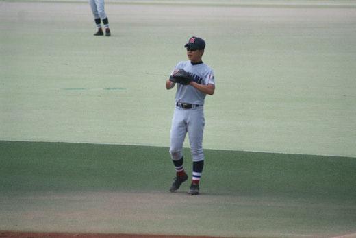 横浜高校 渡辺佳明