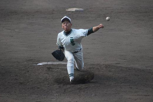 二松学舎大附属 牧武琉
