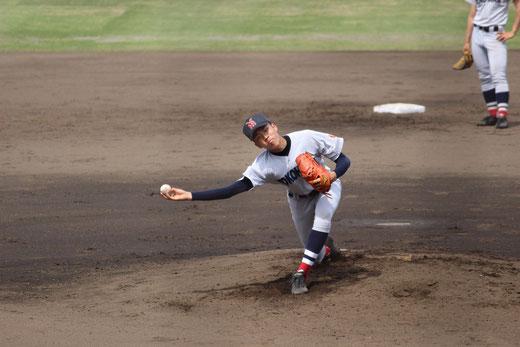 【横浜高校 黒須大誠】決勝vs東海大相模