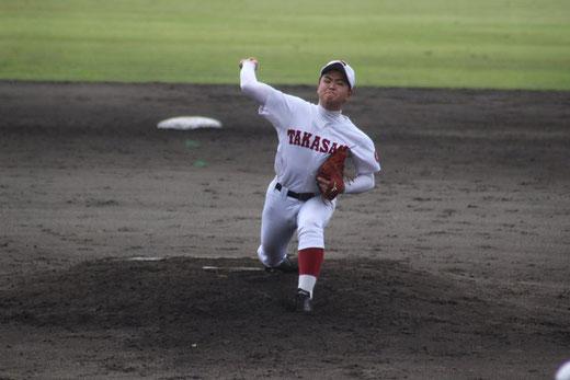 【高崎高校 金澤】秋季大会 準決勝vs前橋育英