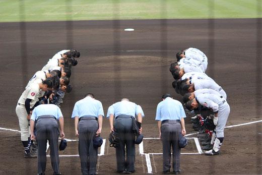 2017 神奈川県春季大会 4回戦 横浜高校vs桐蔭学園@保土ヶ谷球場