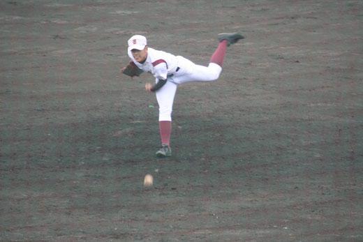 北関東選抜 鈴木昭汰(常総学院)