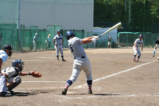 横浜高校 鎌田真大