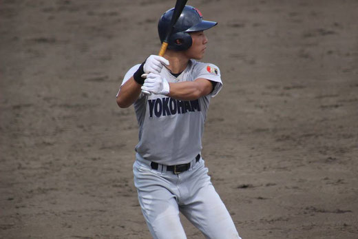 横浜高校の強打者・好打者シリーズ