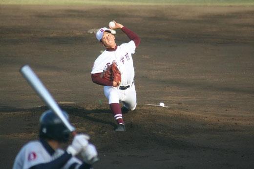 【常総学院 鈴木昭汰】秋季関東大会1回戦vs横浜高校