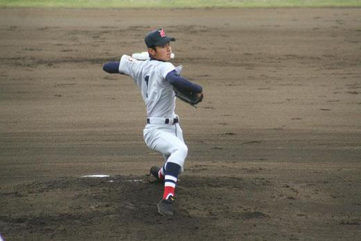 横浜高校 石川達也 ☆写真をクリック!