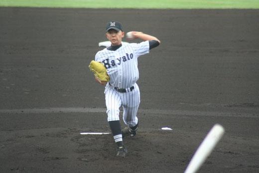【横浜隼人 林明良】秋季大会2回戦vs慶應義塾