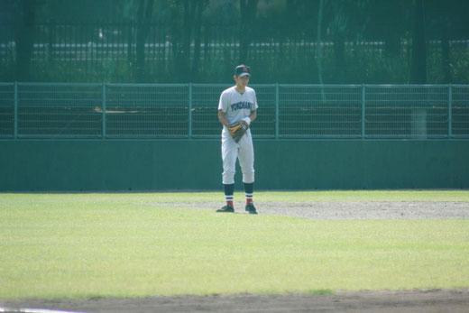 横浜高校 小野遼久