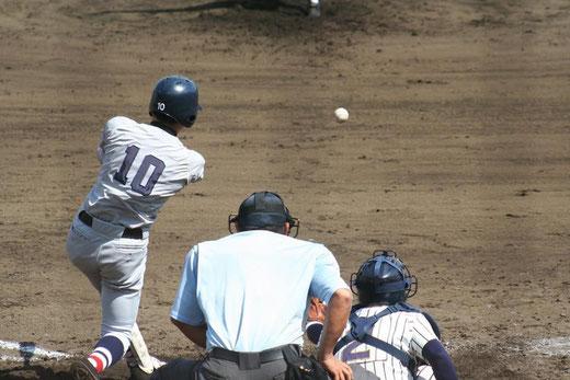 【横浜高校攻撃】秋季大会準々決勝vs東海大相模