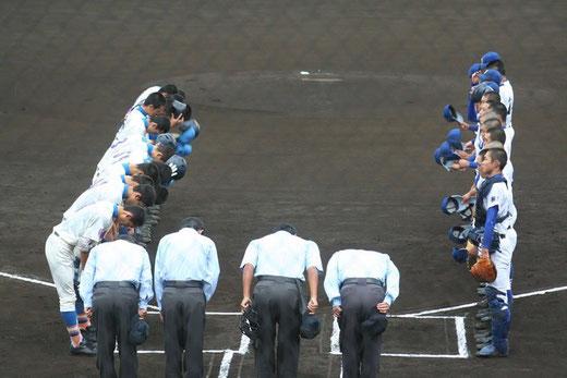 2015 高校野球秋季関東大会<1回戦>樹徳vs花咲徳栄@県営大宮球場