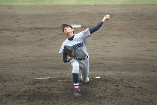 横浜高校 春日井静斗 ☆写真をクリック!!