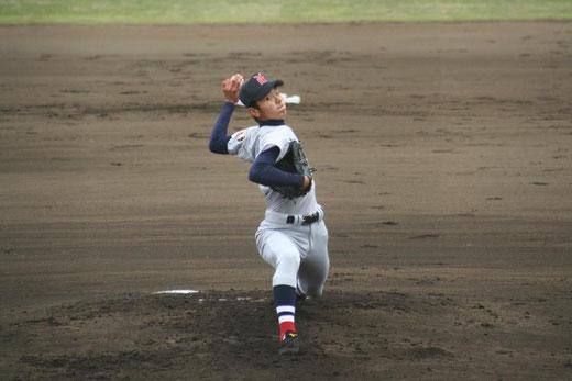 横浜高校 石川達也