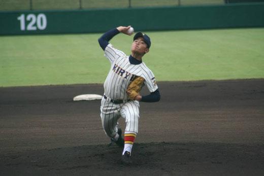 桐生第一高校 山田知輝