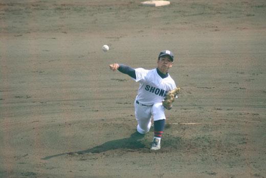 【湘南高校 國友瀬央】秋季大会1回戦vs藤沢工科