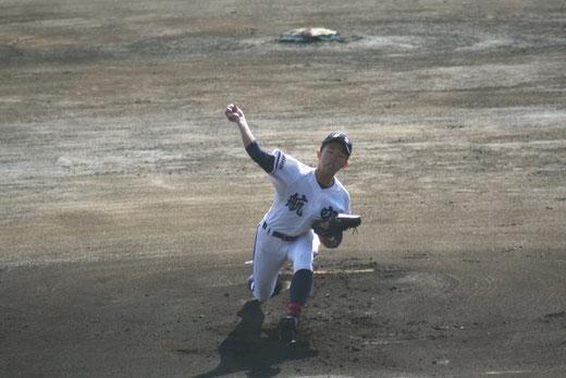 【日本航空 片岡優大】秋季関東大会準々決勝vs常総学院