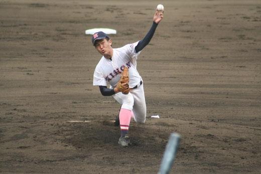 桐光学園の攻撃は【日大藤沢 大倉和樹】ページへ!