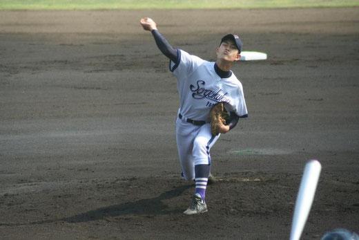 桐光学園の攻撃は、写真をクリック!