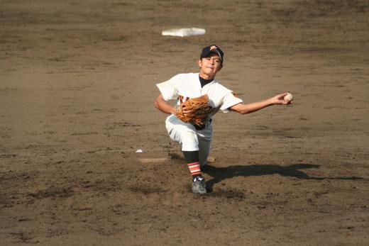【川和高校 中村昂雅】秋季大会準々決勝vs藤沢翔陵