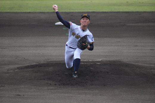 【前橋育英 吉澤悠】秋季大会 準決勝vs高崎高校