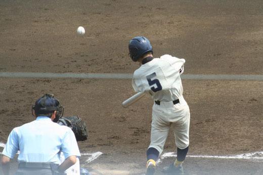 鶴嶺高校vs横浜翠嵐