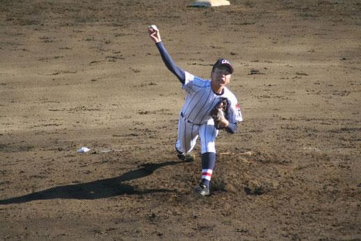 【浦和学院 辻二郎】秋季関東大会準々決勝vs桐生第一