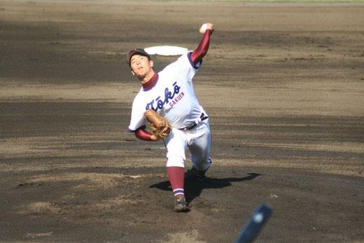 【桐光学園 大河原誠】秋季大会準決勝vs日大高校