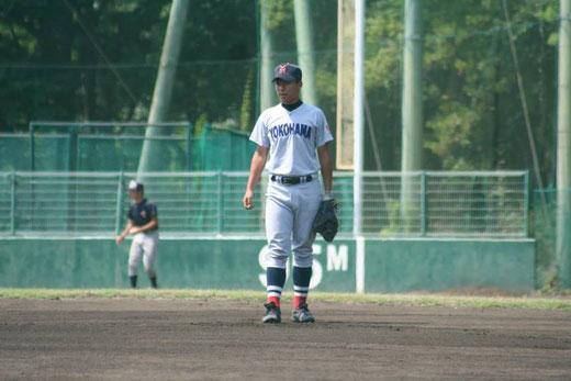 横浜高校 川田晃司