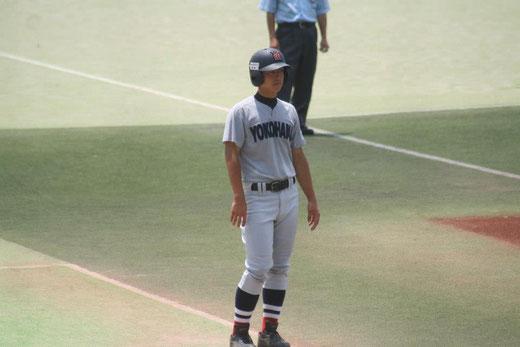 横浜高校 但馬快歩