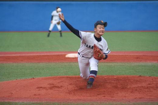 【高松商業 浦大輝】準々決勝vs札幌第一