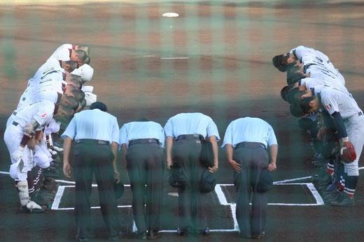 2015 高校野球 秋季関東大会<1回戦>横浜高校vs常総学院@市営大宮球場