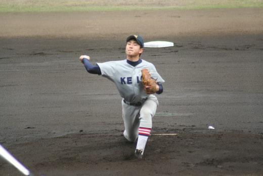 慶應義塾高校 原田匠