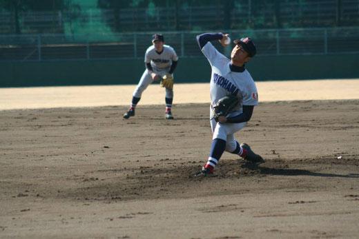 横浜高校 日暮圭一