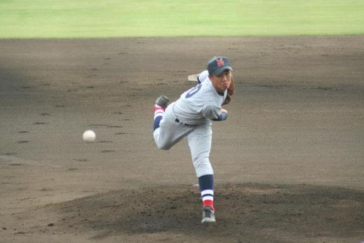 横浜高校 小田隼右