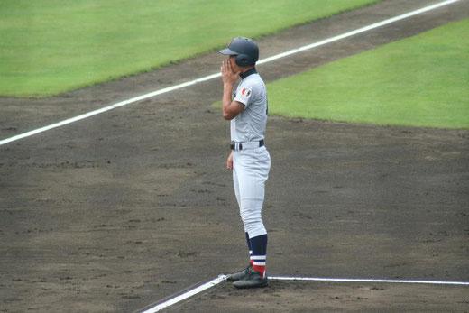 横浜高校 須澤柊太
