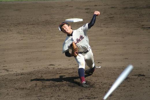 【藤沢翔陵 西澤翔太】秋季大会準決勝vs横浜高校