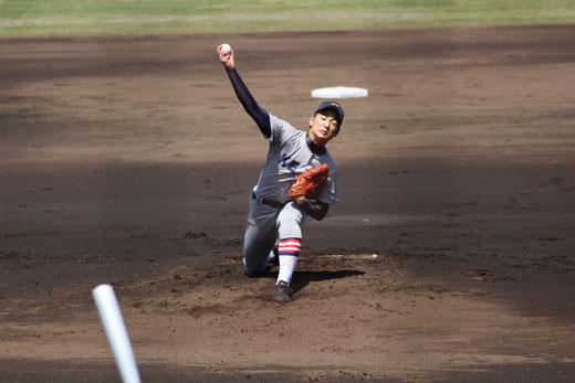 夏の第2シード(横浜隼人・橘学苑・平塚学園・慶應義塾)
