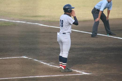 【横浜高校 攻撃 7回~9回】秋季関東大会1回戦vs常総学院