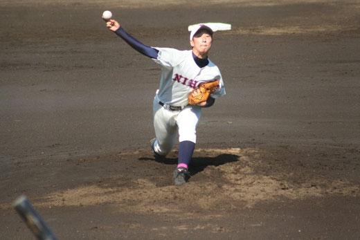 【日大高校 森井徹平】秋季大会準々決勝vs川崎北