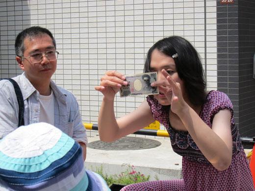 高円寺びっくり大道芸2012 ALICE