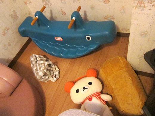 シダックス キッズルームの遊具