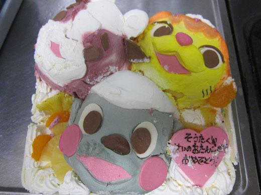 オリジナルケーキ「ポコポテイト」