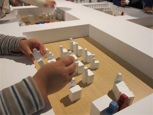 デザインあ展 教室の作り方