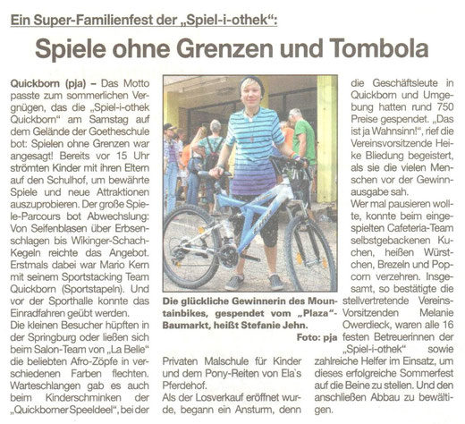 Quickborner Umschau 04. September 2013