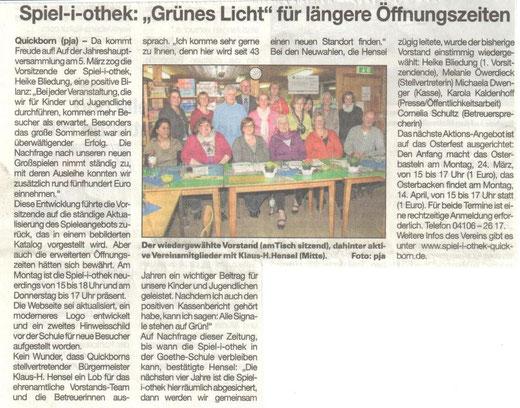 Umschau 13.03.2014