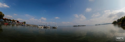 Panorama Chiemsee